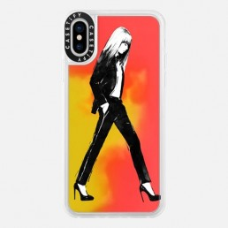 Apple iPhone case with fashion design