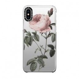 Apple iPhone case with floral design